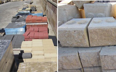 Retaining walls | Landscape supplies Sydney | Pavers